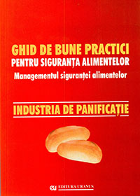 industria de panificatie